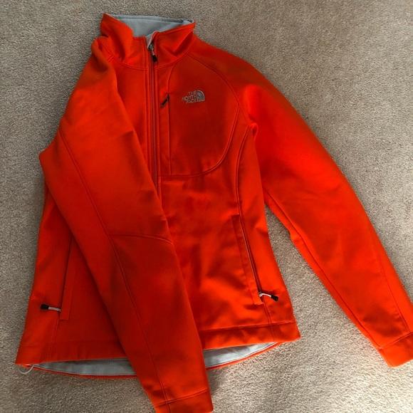 b824812329824 The North Face Jackets & Coats | Bright Orange North Face Zip Up ...